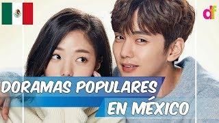 TOP 10 - LOS DORAMAS MÁS VISTOS EN MÉXICO