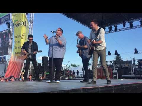 Sidewalk ProphetsYou Love Me Anyway Acoustic  @ Lifest 2017