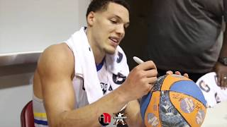 Aaron Gordon SHOWS SEATTLE Love at The Crawsover Pro-Am