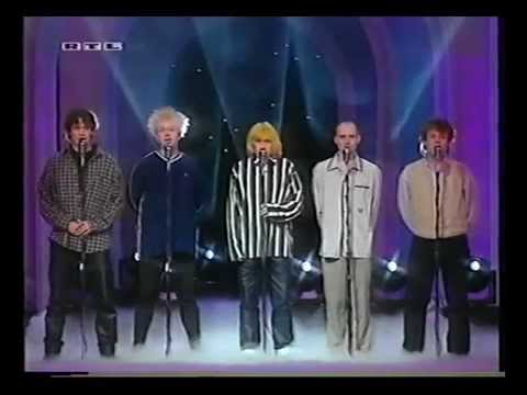 """1996 - Die Prinzen """"Audi Victoria"""" live"""