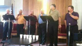 "Men of Music ""My Jesus Knows Just What I Need"""