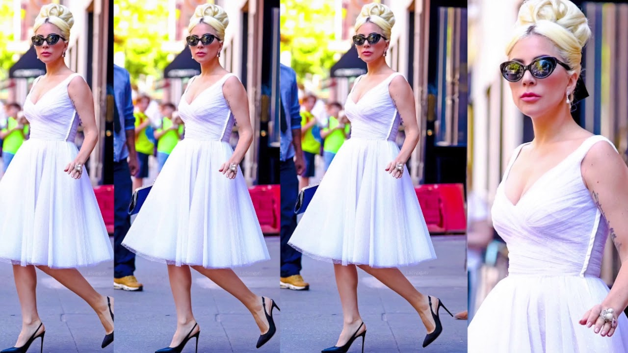 Download Lady Gaga's wardrobe and shoes among featured items at Pop Culture auction
