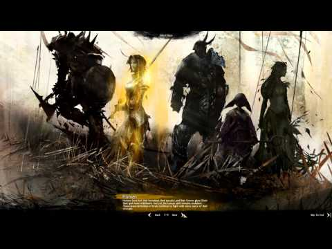 Guild Wars 2: Races & Professions Overview