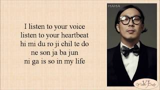 F-Killer (Jongkook종국,Haha하하,Gummy거미) - Raise Your Voice (Easy Lyrics)