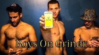 Boys on Grindr