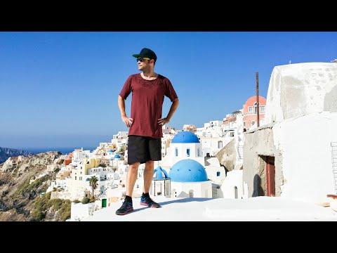 Paquete turístico y viaje de Luna de Miel en Santorini