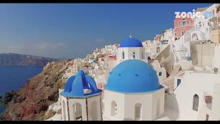 BEST VIDEO of GREECE • SANTORINI (4k)(The most beautiful place on Earth, seen from above! Please contact us if you like to use this stock footage : info@moonlightsounds.com If you love this video, ..., 2015-10-01T04:47:52.000Z)