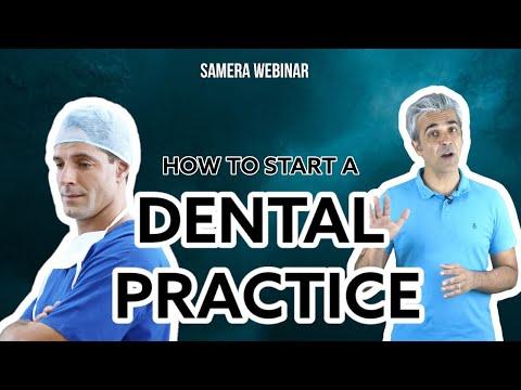 How to Start a Dental Practice in 2016 - WEBINAR | Samera Healthcare Advisors