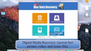 How to recover lost data on Mac OS X Effectively