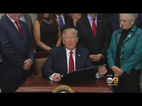 Trump Deals Serious Blows To Affordable Care Act
