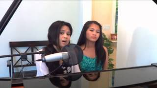 All of Me John Legend Cover - Maridel Terciano & Fericia Terciano