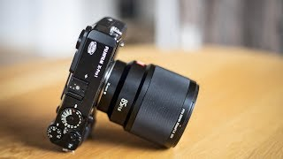 The best affordable Fuji lens? - Viltrox 85mm f1.8 Auto Focus Lens Review