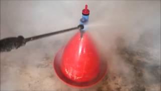 EHRLE HD 1140 - czyszczenie kurnika