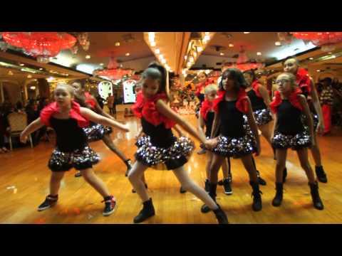 Kids Hip-Hop performance Nieves Christmas Gala 2013