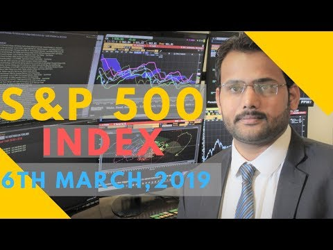 S&P 500 Elliott Wave Analysis | March 06th,2019 S&P500 Technical Analysis