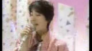 "Japanese 80s idol ""YASUKO TOMITA"" (at 1985) 富田靖子."