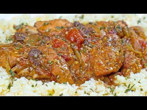 Slow Cooker Moroccan Chicken 4K