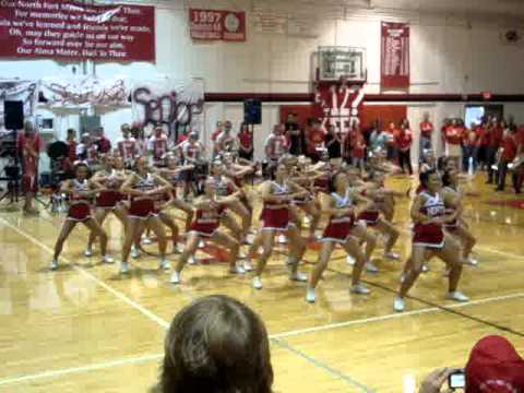 Competition and Sideline Cheerleading