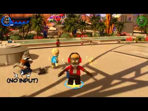LEGO MARVEL Super Heroes 2 - Star-Lord Walkman Music Radio - Music 1
