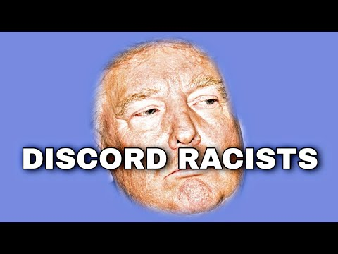 Destroying Racists On Discord