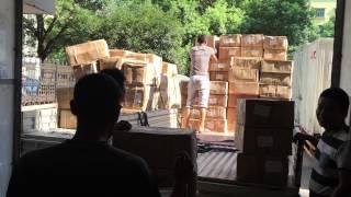 Китай город Иу, склад для сборных грузов(, 2015-07-29T02:21:38.000Z)