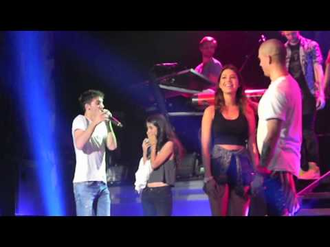 Heart Vacancy The Wanted anaheim concert 2014
