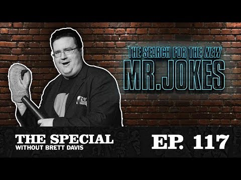 "The Special Ep. 117: ""Search For New Mr. Jokes"" with Josh Gondelman, Seth Herzog & Jennifer Vanilla"