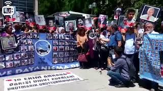 10 Ekim Ankara Katliamı davası Sincan'a kaçırıldı