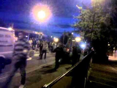 enfield ponders end anti-rioters - enoughs enough!!!!!