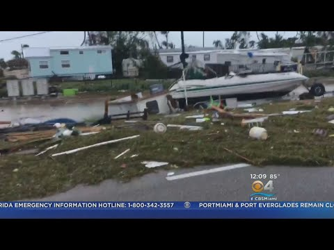 Work Continues As Damage To Monroe County Is Being Evaluated