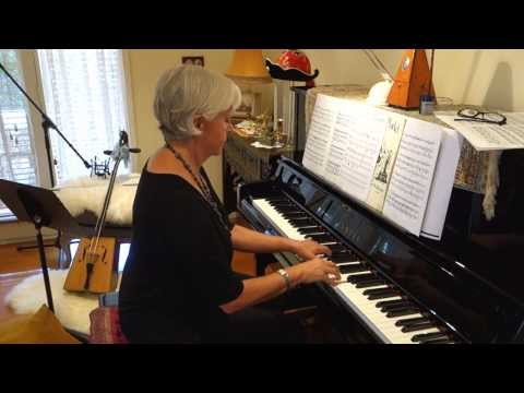 Working with a musical motif 02
