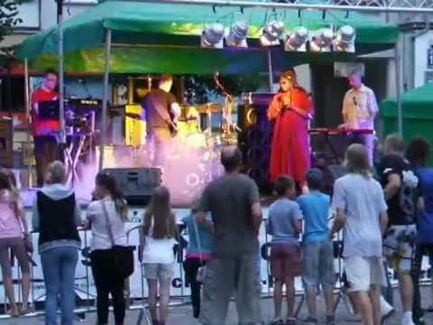 Koncert Ras Paddy & The Rockas.AVI