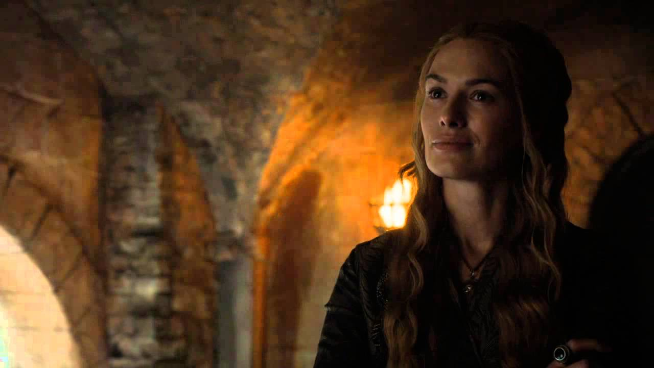 Game Of Thrones Season 5 Episode 7 Clip Cersei And The High Sparrow Hbo Youtube