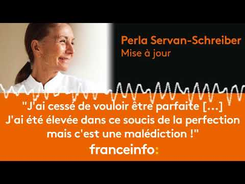 """Perla Servan-Schreiber : """"J'ai cessé de vouloir être parfaite"""""""