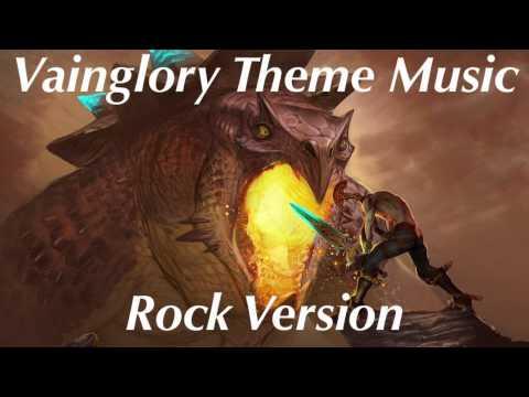 Vainglory Theme Music - Rock Version