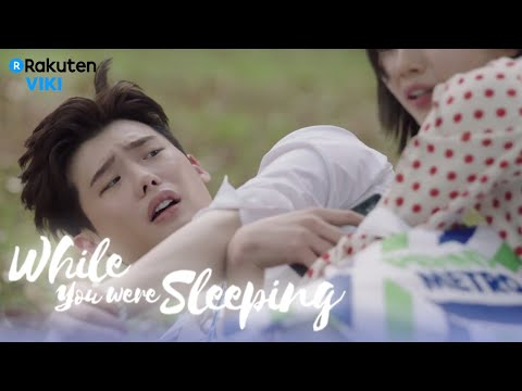 While You Were Sleeping - EP12 | Suzy's Accidental Hug [Eng Sub]