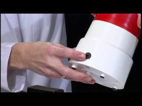Sharps terminator demo  Training Video