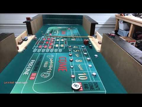 Craps Inside Bet