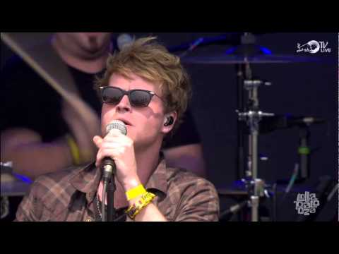 Kodaline - After the Fall Live @ Lollapalooza 2014