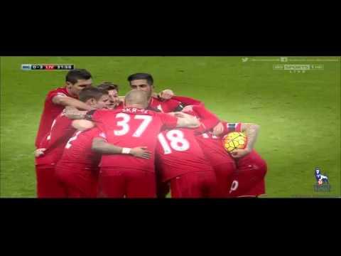 Manchester City 1 -4 Liverpool 2015 ~All Goals & Highlights ~Premier League 22/11/2015