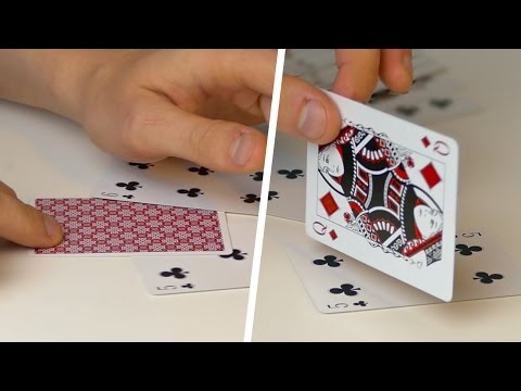 Unexpected Cool Card Trick