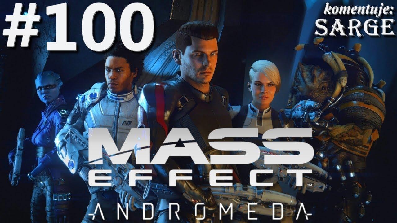 Zagrajmy w Mass Effect Andromeda [60 fps] odc. 100 – Fabularne polowanie na Archonta