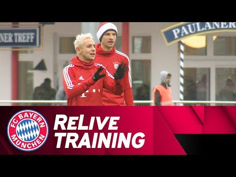 LIVE 🔴 | FC Bayern Training nach Paris St. Germain // 🇩🇪