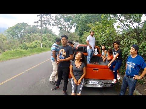Esta carretera Está Embrujada Solo en GUATEMALA  2/2