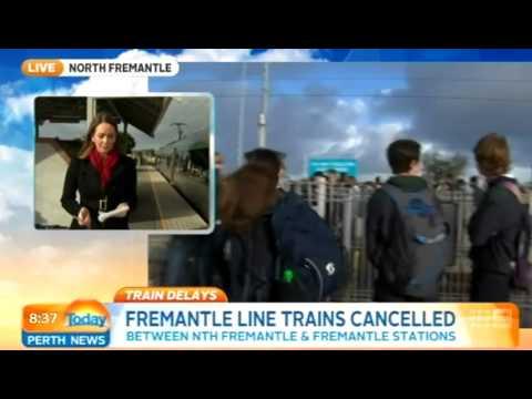 Train Delays | Today Perth News