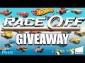 Hot Wheels Race Off - Giveaway / Unlock All Cars