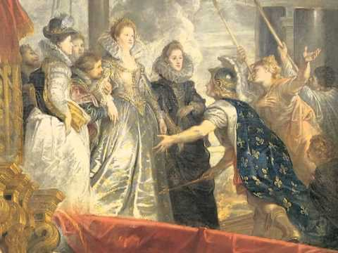 Rubens, Arrival (or Disembarkation) of Marie de Medici at Marseilles, Medici Cycle