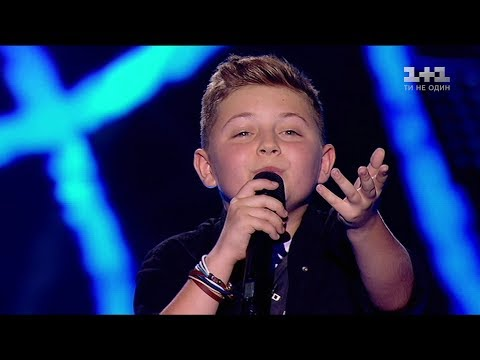 Oleksandr Guk 'Still Loving You' – The knockouts – Voice.Kids – season 4