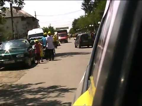 SIRETEL Caravana Electorala PNL 2012  Primar-ANCUTA GHEORGHE Partea1/7