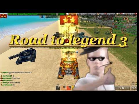 tanki online road to legend 3 youtube. Black Bedroom Furniture Sets. Home Design Ideas